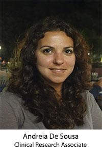 Andreia De Sousa - Clinical Research Associate