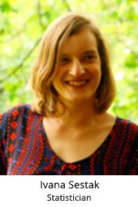 Ivana Sestak - Statistician