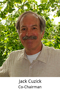 Jack Cuzick – Co-Chairman