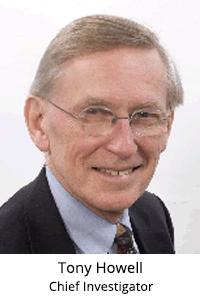 Tony Howell - Chief Investigator
